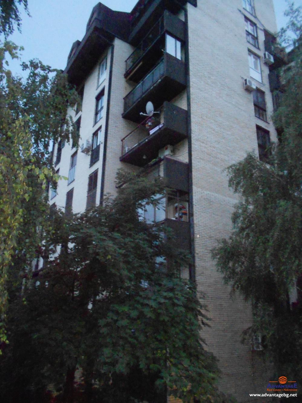 Stan 44m² Banovo brdo